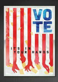 Nooo, DON'T vote!