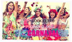 Olá amores <3 Eu sei que que estou um pouco atrasada né kkkkk, mas antes tarde do que nunca, hoje vim trazer algumas propostas de looks de carnaval que tenho certeza que irão AMAR, pois o carnav...
