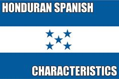 "HONDURAN SPANISH CHARACTERISTICS | There is the influence of regional words and terms, especially with the conservation of certain letters and sounds from indigenous languages, such as the predominance of the letter ""x"", which is repeated in all of the languages and derived from the Mayan and Aztec cultures. It can be pronounced as ""sh"" or ""j"" depending on the region and the words they use, as well as if you are at the beginning or end of a word. #LearnSpanish #Honduras"