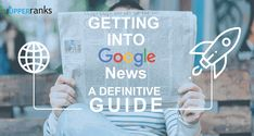 How To Get Your Website Into Google News Whats your goal with SEO link building and search engine marketing?  For most website owners its getting to the first page (or even the first result!) of Google.