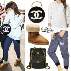 Ariana Grande: Chanel Round Bag & Backpack - Style Steal