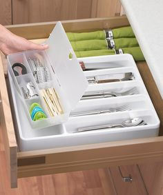 Take a look at this Cutlery Organizer by Progressive on #zulily today!