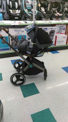 Kangaroo Stroller With Universal Carseat Adapter Car Seats Baby Bjorn