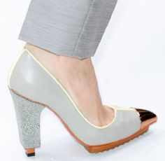 LFW: Pringle Of Scotland Spring 2012 Runway Shoes | Highsnobette.