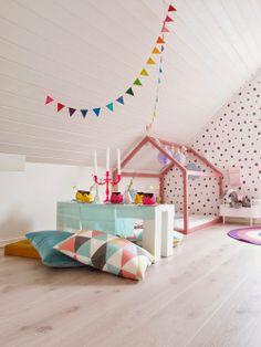 Chambre de petites filles