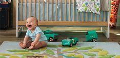 Baby Nursery Room Layouts