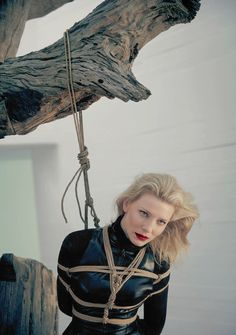 "theresasdumaurier: ""Cate Blanchett | 032C Magazine by Sean & Seng """