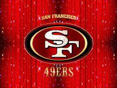 Football Stuff, Nfl Football, Nfl 49ers, Nfl Logo, San Francisco 49ers, Sports Teams, Football Season, Chicago Cubs Logo, Breast Cancer Awareness