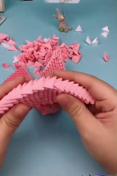 Discover more about Origami Paper Craft – BuzzTMZ Diy Crafts Hacks, Diy Crafts For Gifts, Diy Home Crafts, Diy Arts And Crafts, Creative Crafts, Crafts For Kids, Creative Ideas, Paper Crafts Origami, Origami Art