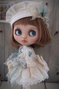 【Blythe Outfit】 ネオブライスサイズ_画像
