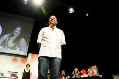 George Calombaris at Christmas at Coles 2009