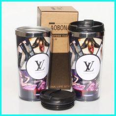 Haute qualité ventouse marque cadeaux tasses haute gamme de la mode bureau de la coupe dans tasses de Maison & Jardin sur AliExpress.com | Alibaba Group