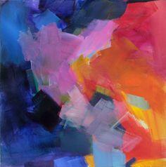 "Saatchi Art Artist Ute Laum; Painting, ""Abstract painting Surprise I"" #art"
