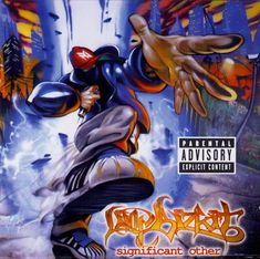 Significant Other - Limp Bizkit: smashed this album 24/7 for ages