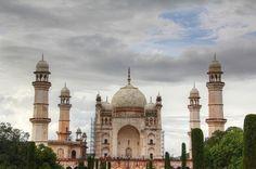 Taj of the Deccan. Via Flickr CC User. Image © Akshay Charegaonkar