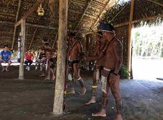 Aldeia Tuyuka - Manaus - Amazonas AM - Brasil - Viagem Volta ao Mundo - Just Go #JustGo