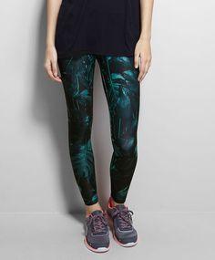Allover print leggings - OYSHO (Portugal)
