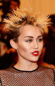 Miley spikey
