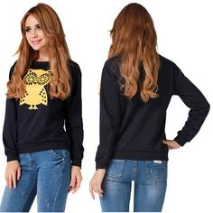 Best price on Owl Printed Hoodies Pullover     Price: $ 22.80  & FREE Shipping     Your lovely product at one click away:   http://mrowlie.com/owl-printed-hoodies-pullover/     #owl #owlnecklaces #owljewelry #owlwallstickers #owlstickers #owltoys #toys #owlcostumes #owlphone #phonecase #womanclothing #mensclothing #earrings #owlwatches #mrowlie #owlporcelain