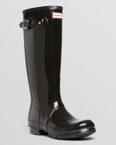 These Hunter Rain Boots are sure to make a statement on a rainy day. Worthit.co will let you know when you can get them on sale!