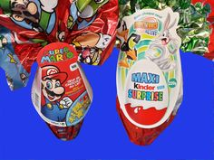 Kinder MAXI Surprise The Looney Tunes Show Egg Giant Easter Toy Super Mario