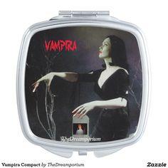 Vampira Compact Compact Mirror