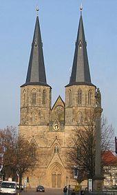 St. Cyriakus (Duderstadt) – Wikipedia