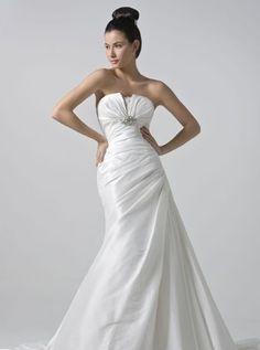 Wedding Gown 3701 – ShopBridal.ca Online Boutiques, One Shoulder Wedding Dress, Wedding Gowns, Fashion, Wedding Dressses, Wedding Dresses, Alon Livne Wedding Dresses, Fashion Styles, Weeding Dresses