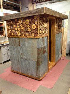 6 X8 Outdoor Sauna Kit Post Beam Porch Heater Accessories