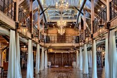 Unexpectedly beautiful wedding venues in Oklahoma