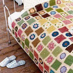beautiful Japanese crochet