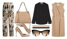 """""""I need your love"""" by fridaeklof ❤ liked on Polyvore featuring Gucci, rag & bone, STELLA McCARTNEY and Sergio Rossi"""