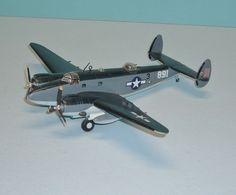 Vintage 1:72 Lockheed WWII PV-1 Ventura GUN SHIP Model Plane Maquetas De Barcos, Wwii, Aviones, Aviones De Combate, Aviación, Armas, Militar, Ebay