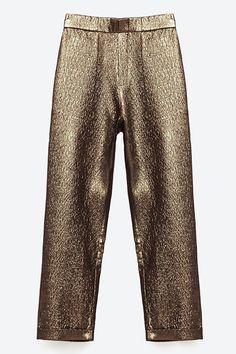 Trend Alert: Brocade Trousers | sheerluxe.com