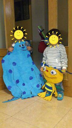 Cumple monstruífico: decoración  Monster Birthday Party - Inma Torrijos