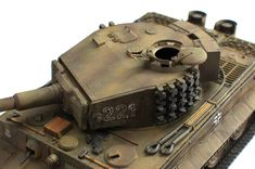 Built 1/35 German Panzer VI Tiger Ausf E Late WW 2 Heavy Tank Model built | eBay