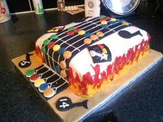 Cupcakes, Cake Decorating, Sweet Treats, Guitar, Hero, Foods, Birthday, Desserts, Pastries
