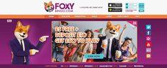 Foxy Bingo is one of the top online bingo sites in the UK. Play Bingo Games with massive jackpots and try Foxy Bingo out with a free bingo bonus of Get the latest bingo bonus codes here! Foxy Bingo, Bingo Bonus, Bingo Sites, Top Rated, Games, Free, Gaming, Toys, Game