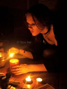witchcraft by ~tessy-rae on deviantART