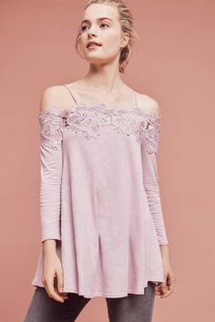 Shop the Laceline Off-The-Shoulder Top and more Anthropologie at Anthropologie today. Read customer reviews, discover product details and more.