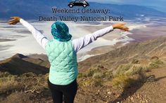 Weekend Getaway: Glamping in Death Valley National Park Death Valley National Park, Weekend Getaways, Glamping, North America, Road Trip, National Parks, Canada, Usa, Blog