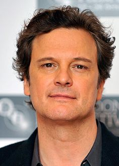 Colin Firth. Loved him in Bridget Jones & The Kings Speech & Pride and Prejudice, of course!