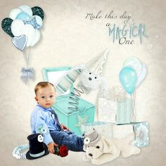 """layout realized with kit """"Your Magical Day"""" by Doudou's Design, only available @ Digital-Crea (http://digital-crea.fr/shop/?main_page=index&manufacturers_id=107)"""