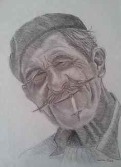 Drawing by Susanne Dein Espersen - Σχέδιo από τη Susanne Dein Espersen | Smile Greek