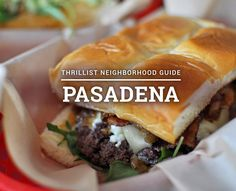 The Pasadena Restaur