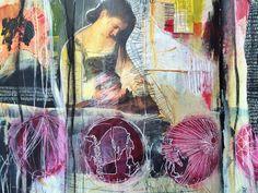 revealing journal spread - by bun - artist: roxanne coble