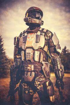 Halo ODST #Cosplay | Adventure & Stuff