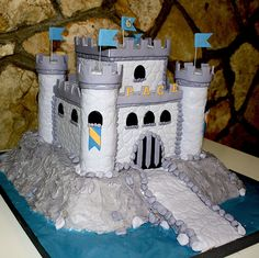 I have a competition for history, the subject is to make our own model of a castle. I am making this
