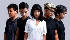 Riot !n Magenta • CTRL • Novo Tema «Synth-pop húmido, quente e reconfortante para almas em viagens asiáticas!»  #RiotInMagenta #CTRL #Voices #Singapura #EugeniaYip #Prescription #NovoTema #AlecPeterson #TrackerMagazine