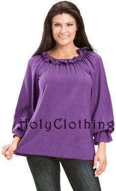 Shop Latisha Chemise Top: http://holyclothing.com/index.php/latisha-renaissance-ruffle-neck-cuff-peasant-chemise-blouse-top.html?utm_source=Pin #holyclothing #latisha #peasant #chemise #tunic #bohemian #gypsy #boho #renaissance #romantic #love #fashion #musthave